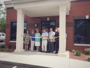 Stanton City Hall Ribbon Cutting
